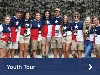 Government-In-Action Youth Tour