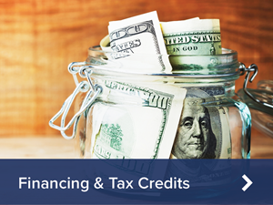 Solar Financing and Tax Credits